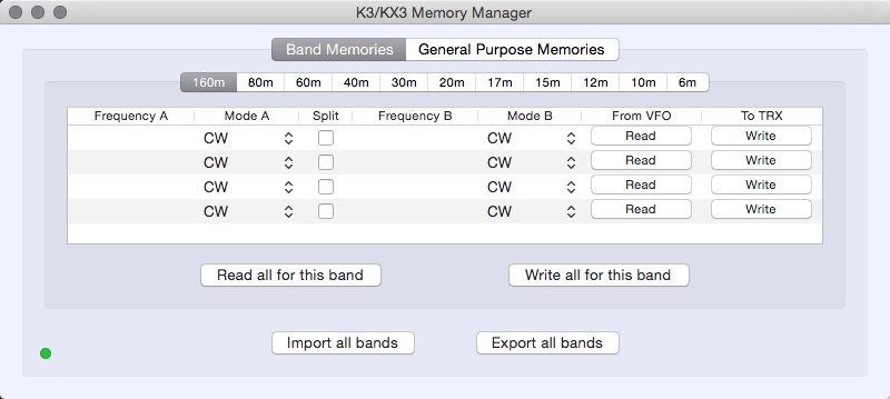 K3 Memory Manager