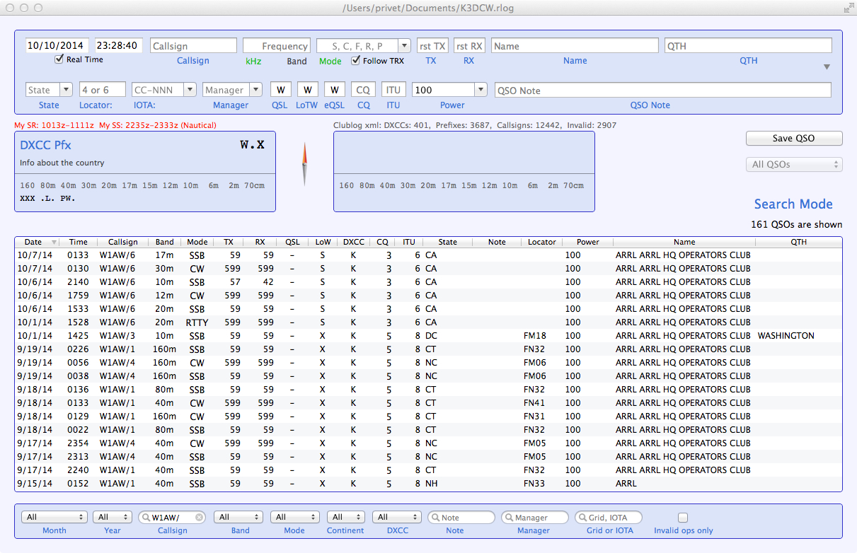 Sneak peek – Next generation of RUMlog logging software
