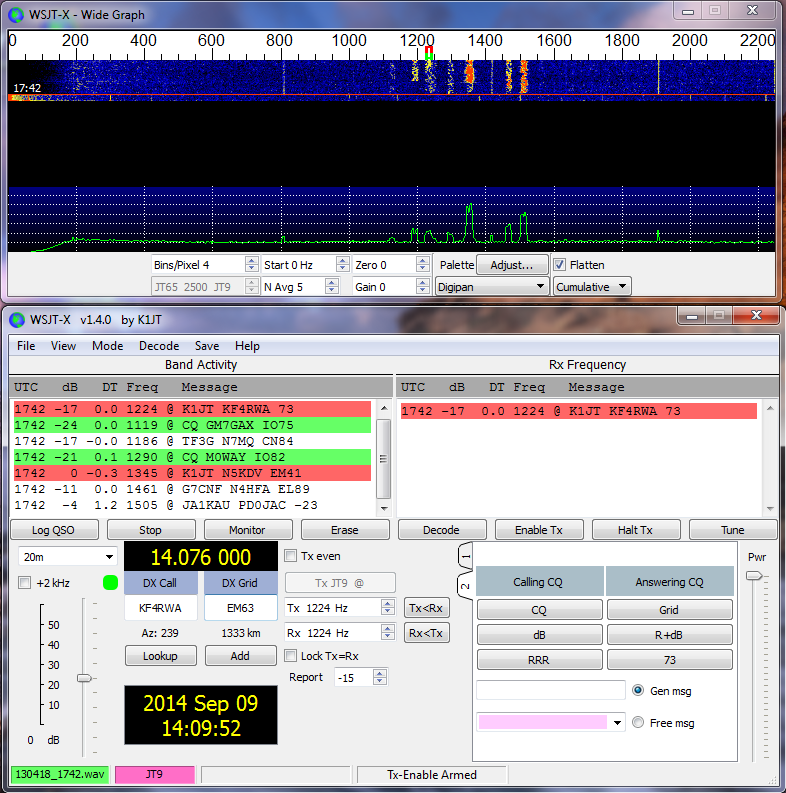 WSJT-X release candidate 2.2.0-rc2 is now available for testing.