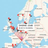 iWSPR TX – WSPR for iOS version 3.0 now available