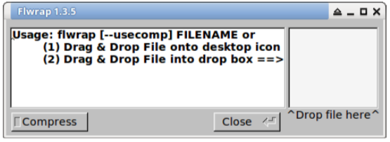 Flwrap v1.3.5 released