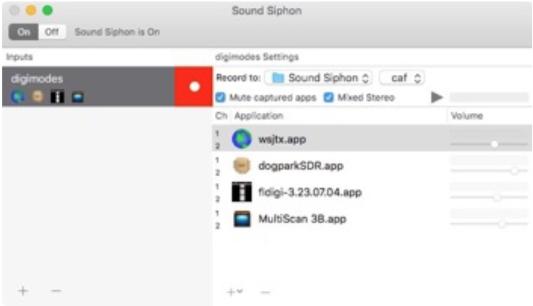 Sound Siphon