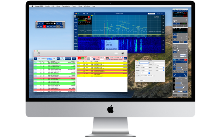 SmartSDR for MacOS version 1.6.06 has been released