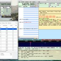 NBEMS / fldigi suite available for testing on Apple Silicon M1 platform